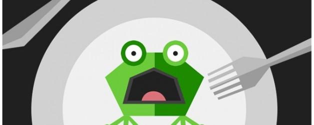 Съесть лягушку с утра